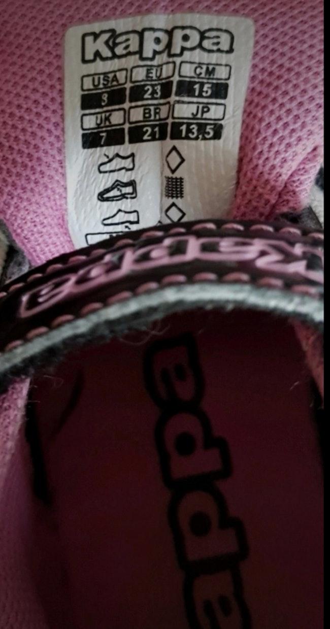 Baskets kappa pointure 23
