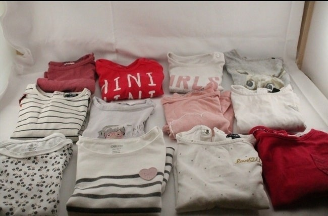 Lot vêtements fille 18 mois