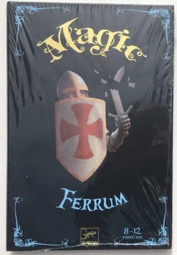 NEUF Djeco magic turrum kit tour de magie coffret magicien Eric Antoine 8-12 ans lot SOP77