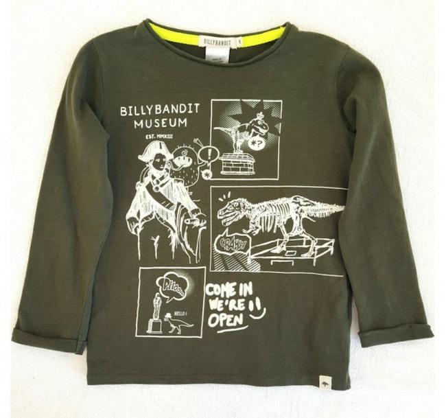 T-shirt 4 ans Billybandit