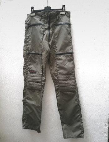 Pantalon kaki de protection genou multipoches 36 Nomad