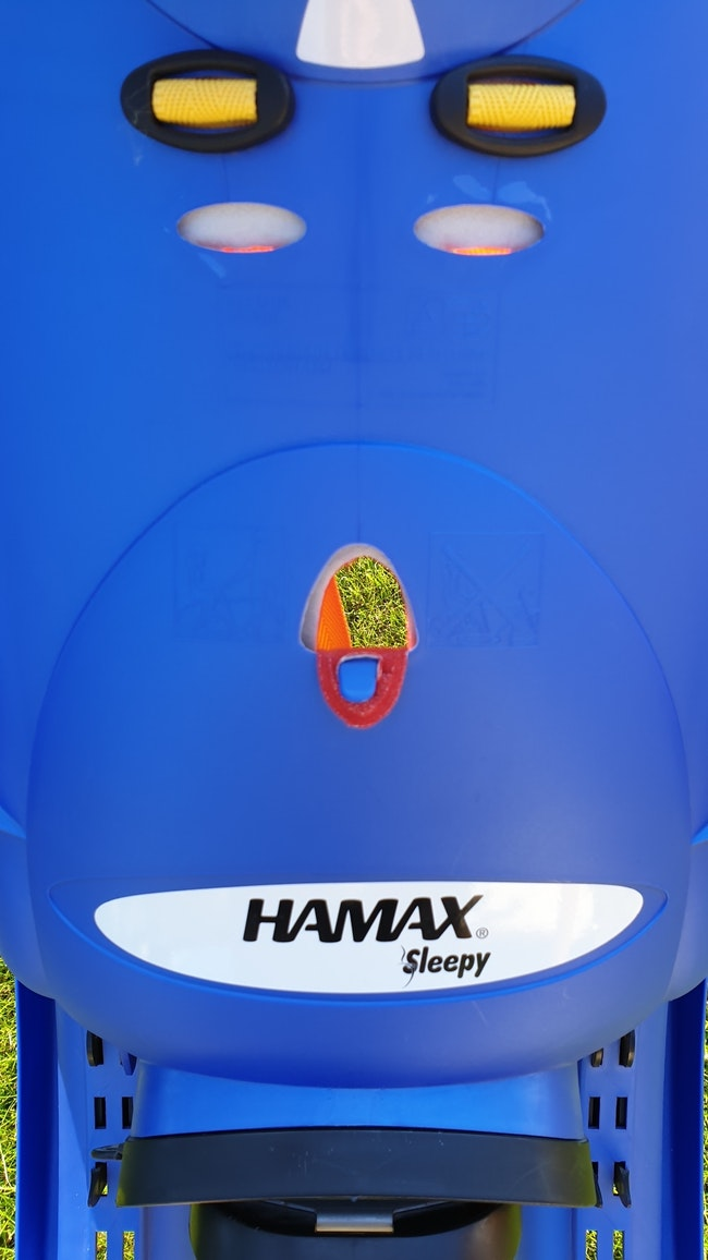 Siège enfant vélo Hamax Sleepy