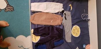 Lot Pantalons jogging