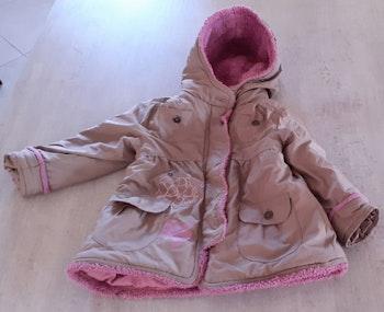 Manteau chaud 23mois en bon état
