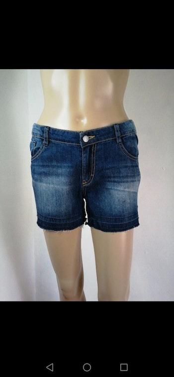 Short en jean 14ans