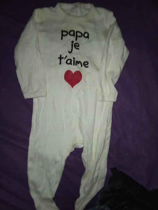 Pyjama 6 mois de marque babibou