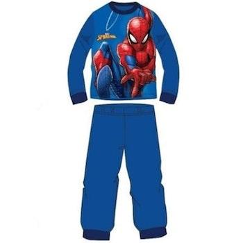 Pyjama polaire spiderman bleu 4 ans