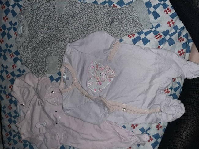 Lot de pyjamas fille