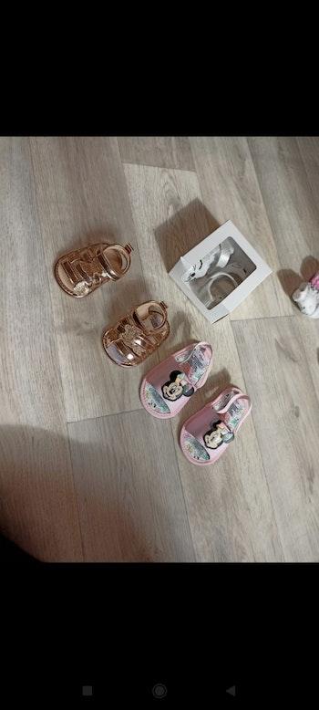 Sandales 0-6