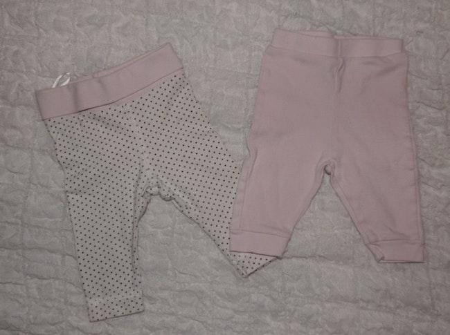 Lot pantalons 3 mois