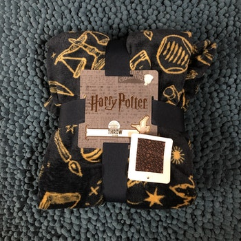 Plaid harry Potter
