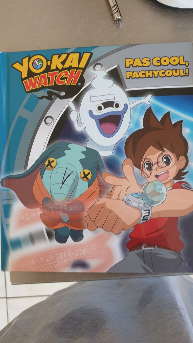 2 Livres yokai watch