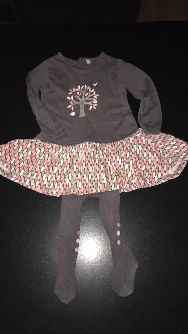 Ensemble Robe / collants