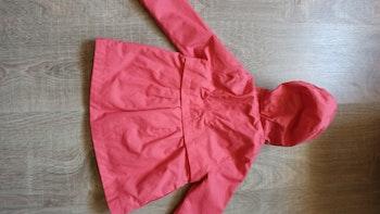 Imperméable bébé rose