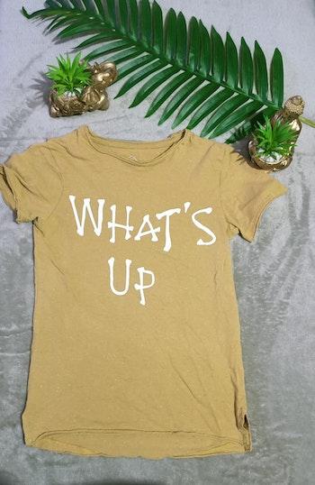 T-shirt manches courtes Tex garçon