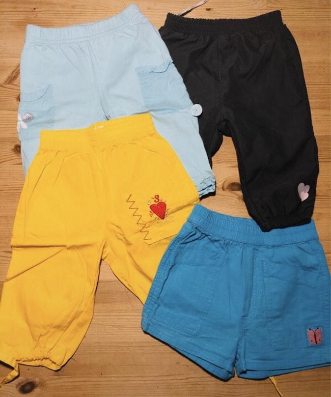 Lot pantalons