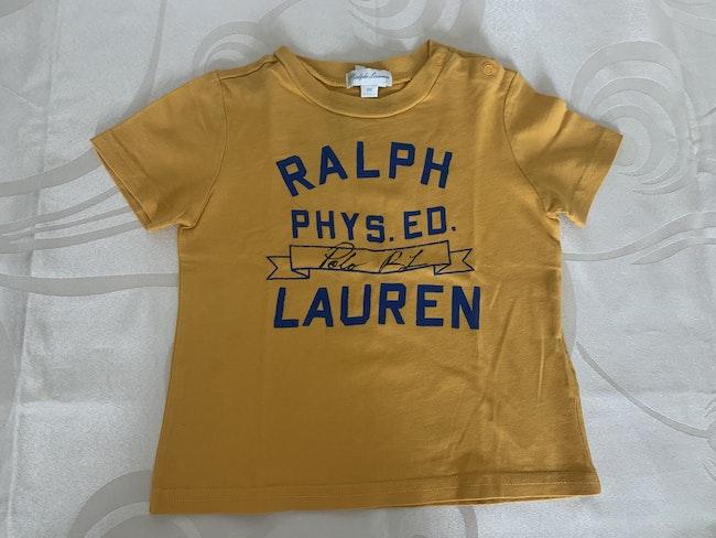 Tee shirt Ralph Lauren 6 mois