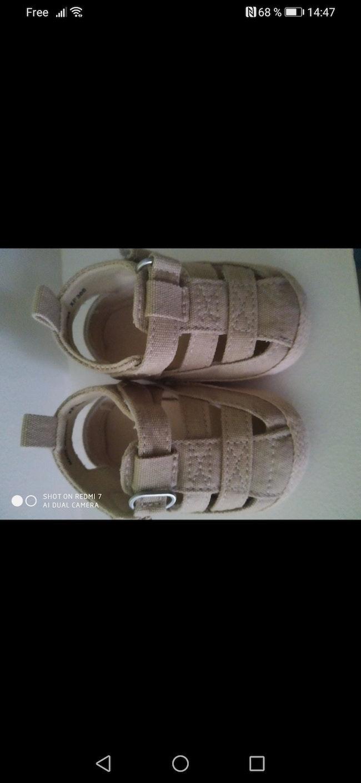 Sandalettes Kiabi
