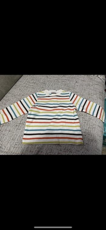 Tee shirt manches longues 12 mois