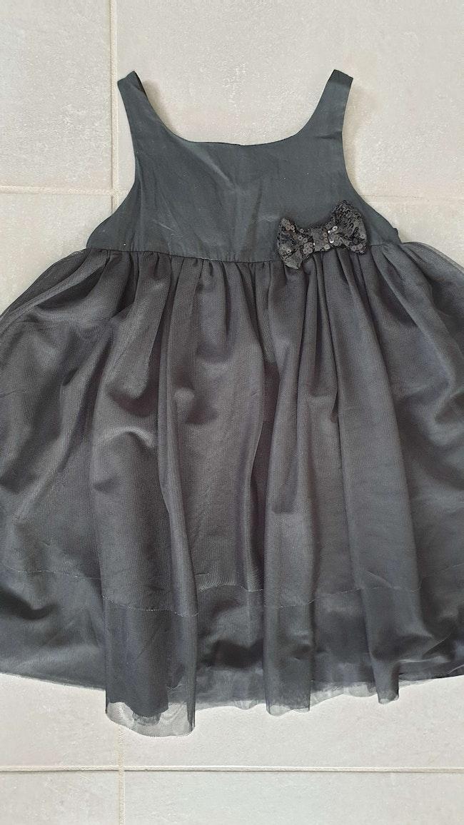 Robe tulle  noire Verbaudet