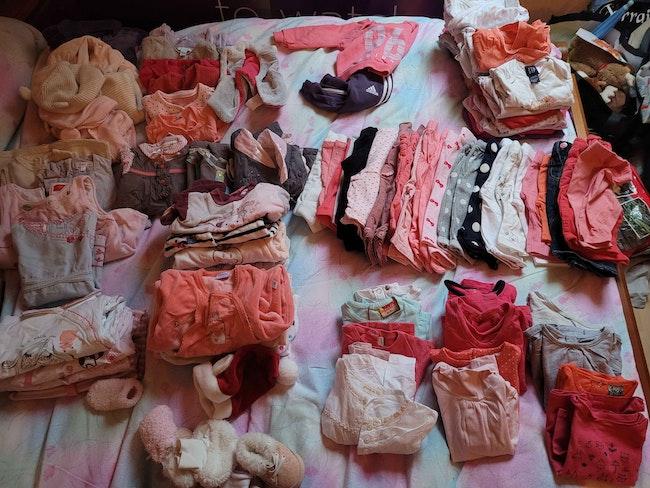 Vêtements 3 mois fille