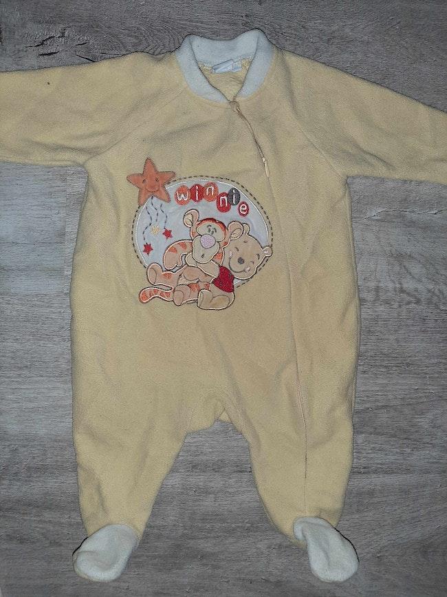 Pyjama 6 mois winnie