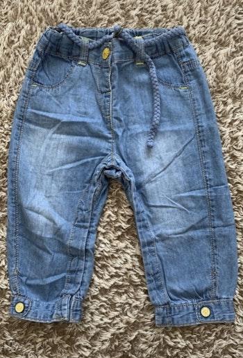 Pantalon jean  léger - Kiabi - 9 mois