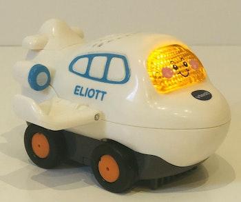 vtech tut tut bolides Eliott super pilote  avion jet hélico aéroport voiture lot animo copain SOP77