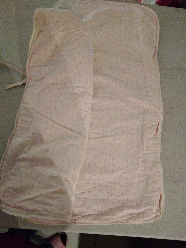 Couverture pour poussette
