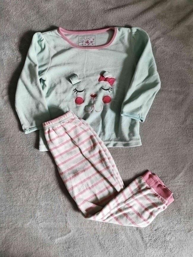 Pyjama velours 2 pièces 4-5ans