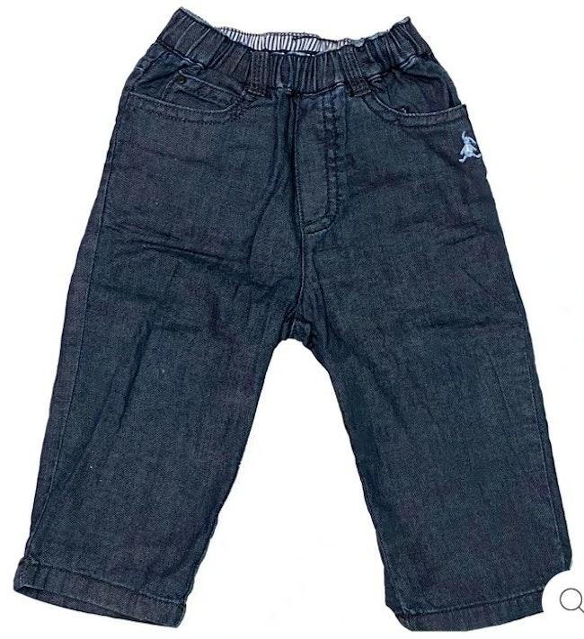 Pantalon Bleu