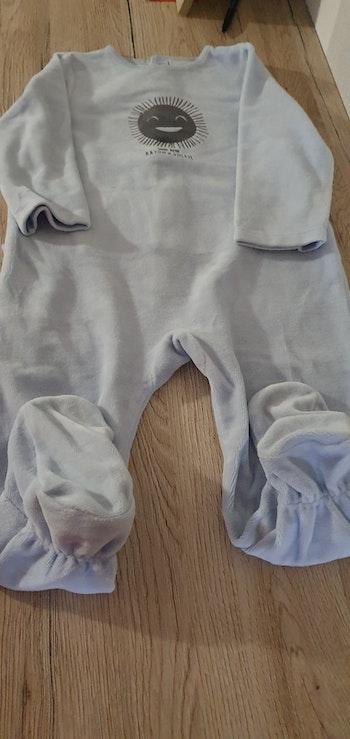 Pyjama velours garçon 👦 24 mois