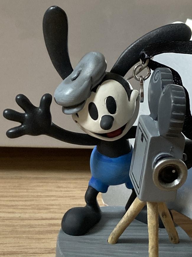 Disney Store Décoration Oswald le Lapin Chanceux à suspendre Disney