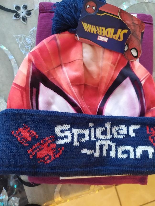 Bonnet spiderman 52 neuf