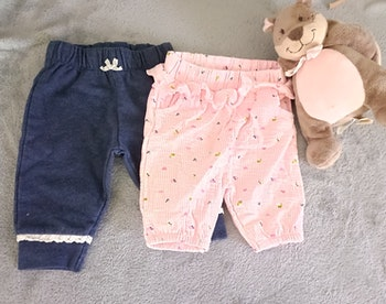 Lot 2 pantalons