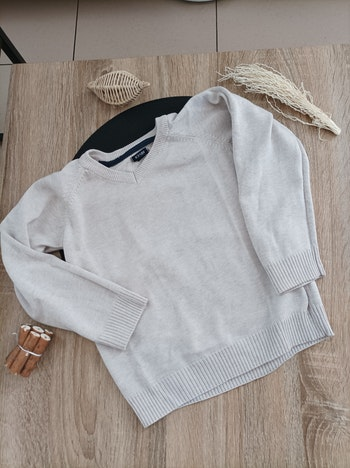 Pull fin 4 ans