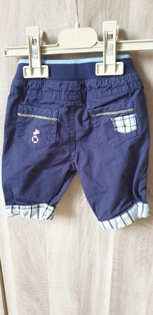 Pantalon 3 mois sergent-major