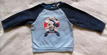 Sweat garçon 6 mois Mickey