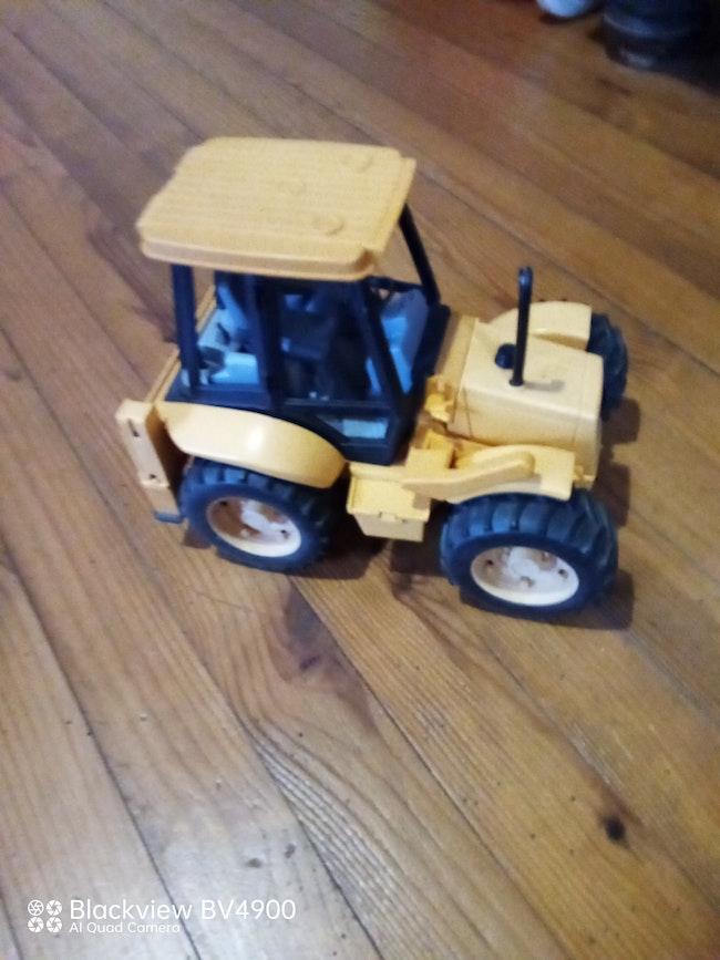 Camion et tracteur