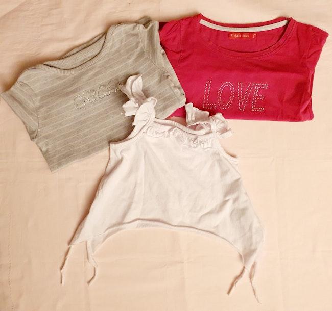 Lot de 3 Tee-shirt