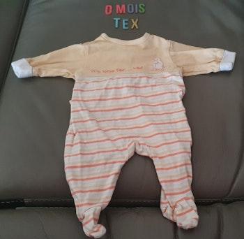 Pyjama 0 mois