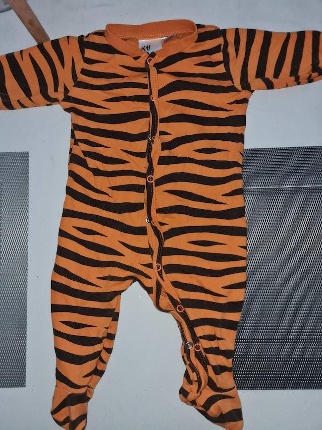 Pyjama bébé mixte