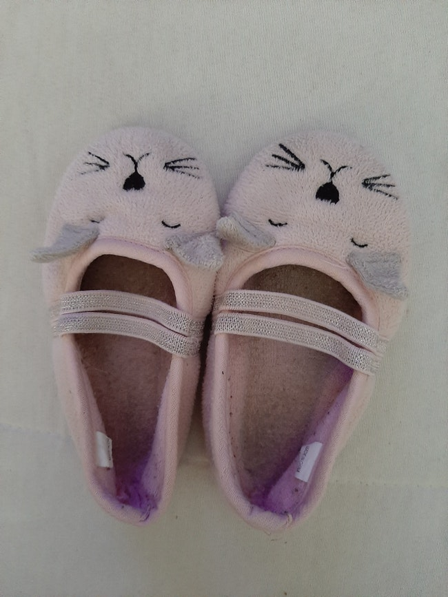 Chausson fille