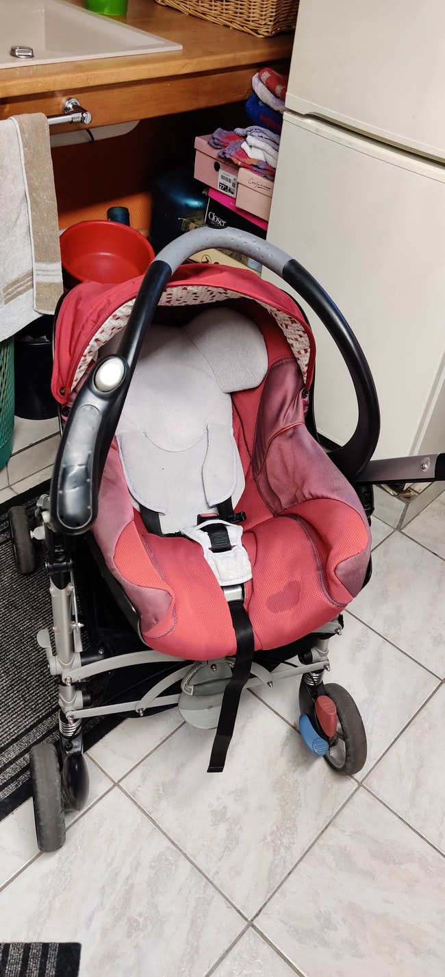 Poussette bébé confort Loola