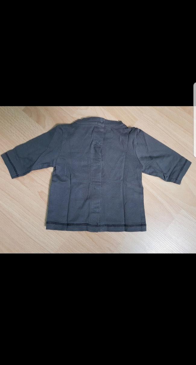 Tee-shirt ML bébé garçon 1 mois