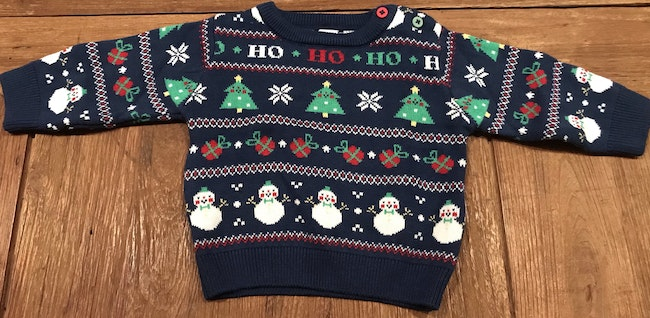 Pull-over Noël