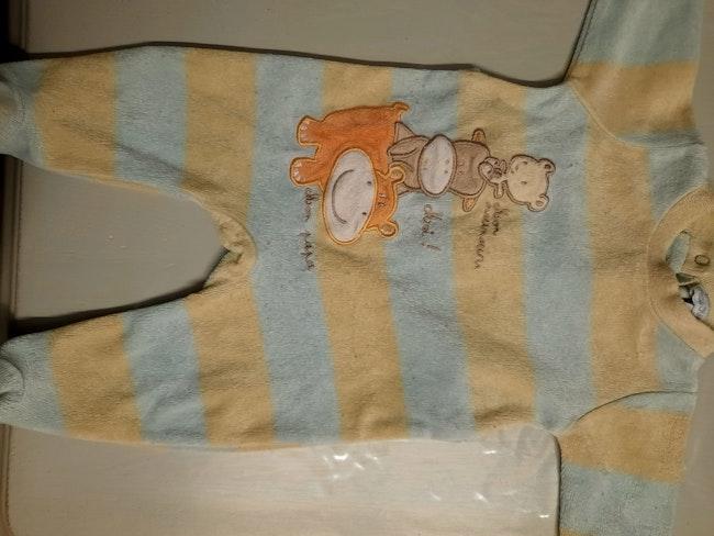 Pyjama 1 mois kimbaloo