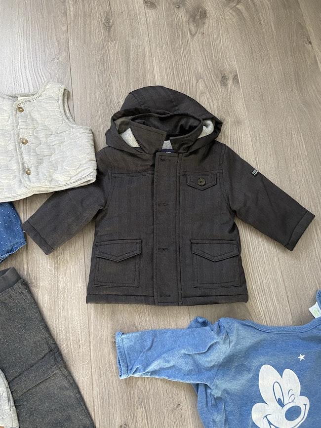 Lot vêtements bébé 9 mois (garçon)