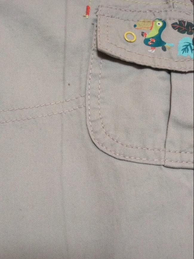 Pantalon sergent major 24 mois