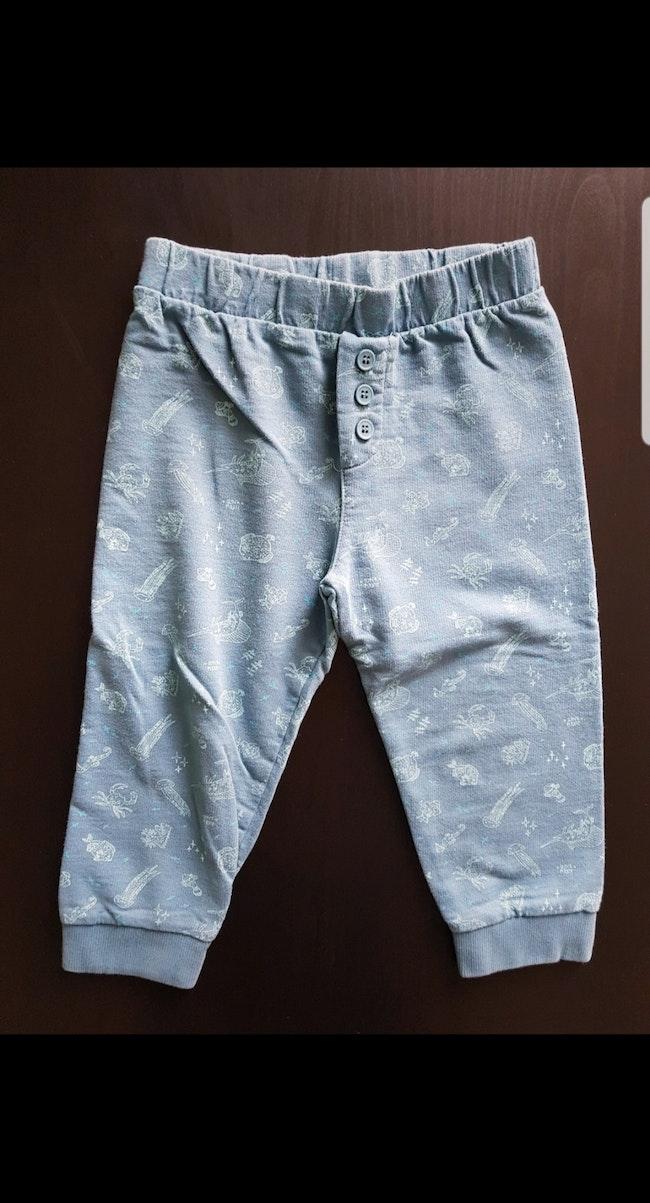 Pantalon de pyjama enfant garçon 3 ans